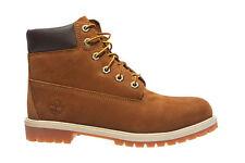 Timberland 6 Inch Premium Rust NBK junior Boots 14949
