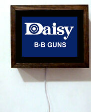 Daisy Products Red Ryder BB Guns Museum Sales Advertising Light Lighted Sign