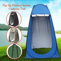 Portable Pop Up Tent Camping Dressing Room Privacy Changing Toilet Beach