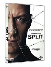 Dvd Split - (2017) *** Contenuti Speciali *** ......NUOVO