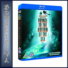VOYAGE TO THE BOTTOM OF THE SEA **BRAND NEW BLU RAY **