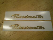 Roadmaster Bicycle Decals Style #B