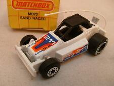 1983 MATCHBOX SUPERFAST #72 SAND RACER MIB