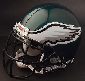 LeSEAN McCOY Edition PHILADELPHIA EAGLES Riddell REPLICA Football Helmet