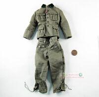1:6 Figura Tedeschi Stalingrado COMANDANTE Paulus uniforme Campo Camicetta Tunica FH/_9B