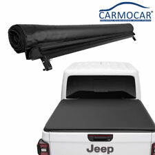 New LiteRider Soft Roll Up Lock Tonneau Cover for 19-2020 Jeep Gladiator