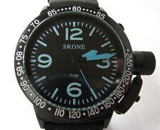 Skone Quartz Watch with Rubber Strap