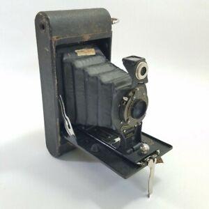 Eastman Kodak No 2 Folding Cartridge Premo Takes 120 Film Size for Parts Repair
