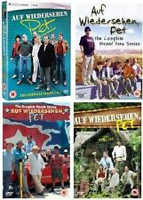 AUF WIEDERSEHEN PET Complete Collection Season 1+2+3+4 and Specials [DVD]
