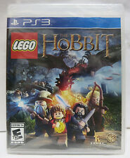 LEGO The Hobbit PS3 Sony Playstation 3 Brand NEW Factory  Sealed