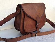 Leather Purse Designer Crossbody Shoulder Bag Travel Satchel Women Handbag