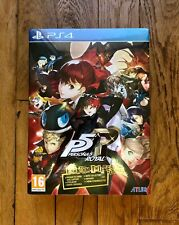 Persona 5 Royal Phantom Thieves Edition (PS4) - NEUF / SCELLÉ