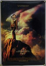 THE HUNGER GAMES: CATCHING FIRE DS ROLLED ADV ORIG 1SH MOVIE POSTER (2013)