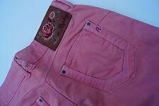 REPLAY WV640.000 Damen Jeans Hose stretch Röhre Skinny 27/34 W27 L34 apricot NEU