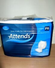 Attends F6 incontinence pads - 40 per pack