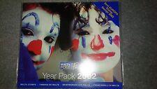 Malta Post Year Pack 2002 MNH Sets, Mini Sheets and Souvenir Sheets