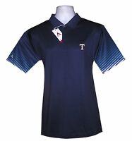 """Mlb Mens Apparel * Texas Rangers Mens Mlb """"Antigua"""" Team  Polo / Golf Shirt, nwt"""