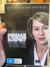 Helen Mirren Prime Suspect  2 DVD Set