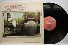 Serenity Music to Soothe the Soul, 1985 LP Vinyl (VG)