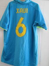 Barcelona 2007-2008 Xavi Away  Football Shirt Adult Large /39993