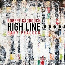 GARY PEACOCK/ROBERT KADDOUCH - HIGH LINE [DIGIPAK] NEW CD