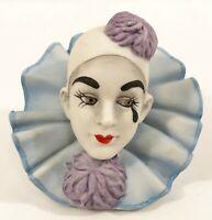 Reco Clown Head Miniature Collection Arabesque by John McClelland 1984