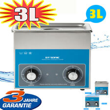 3L Ultrasonic Cleaner UltraschallgeräTe40 KHz 100W For Professional Cleaning