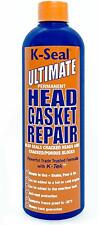 K-Seal Pour and Go Permanent Engine Head Gasket and Block Repair 16 oz.