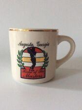 "Vintage, Golf, Golf Course ""The Masters"" Augusta Georgia, Large Coffee Mug"