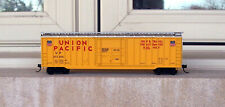 Athearn Union Pacific Railroad 50' Box Car UP #472074 HO Scale Kadees