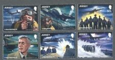 Jersey-The Dambusters World War II set   mnh World War II-Military2018)