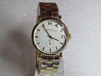 Swiss Made MARK BY MARK JACOBS Quartz Wrist Watch  Model No.MBM3243