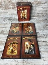 The Adventures of Indiana Jones: Raiders of the Lost Ark, The Temple of Doom