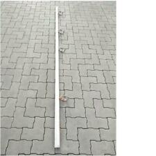 Alu-U-Profil mit Halbkupplung 3m gebraucht Layher Assco Gerüst Baugerüst