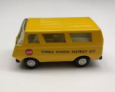 Vintage Tonka School District 277 Van—-NEW