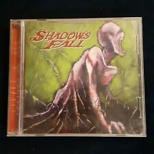 SHADOWS FALL Threads of Life CD Complete Good Condition