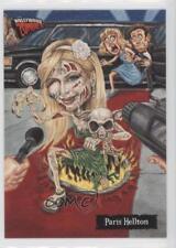 2007 Topps Hollywood Zombies #3 Paris Hellton Non-Sports Card 2u6