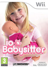 Io Babysitter Nintendo WII IT IMPORT 505 GAMES