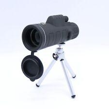 40X60 Zoom Optical Lens Monocular Telescope + Clip + Tripod For Mobile Phone