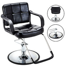 Hydraulic Salon Barber Chair Shampoo Hair Styling Beauty Spa Equipment