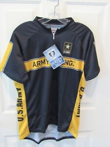 Primal Wear US Army Strong Cycling Men's Jersey Bike Military New w/ tags sz XL
