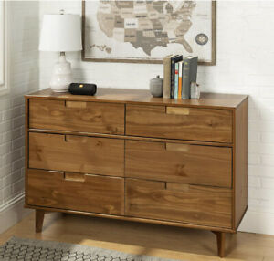 Barely Used Wooden Dresser
