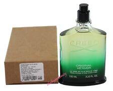 Creed Original Vetiver Tstr 3.4oz. Edp Spray For Men New In Tstr Box No Cap