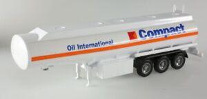 Remorque Citerne 3 Essieux - COMPACT Oil INTERNATIONAL - SANS BOÎTE,AKI0146, éch