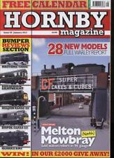 HORNBY MAGAZINE - January 2012
