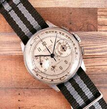 Vintage Leonidas 17 Jewels Swiss Made Chronograph