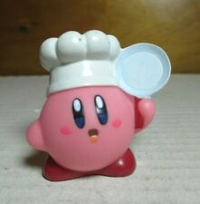 2009 Ultra Rare Finger Puppet Chef Kirby Limited Edition Figure Nintendo T-Arts