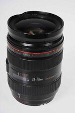 Canon EF 24-70mm f2.8 L USM Lens 24-70/2.8                                  #426