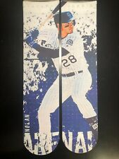 nolan arenado Colorado Rockies Mlb  Custom Sublimated Dry Fit Socks