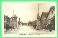 CPA-10- Mailly-le-camp - la entrada de la Parque artillería